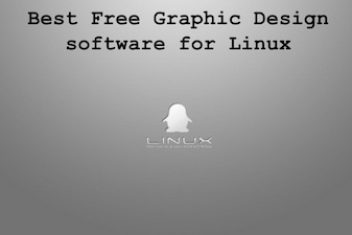 Best Free Graphic Design software for Linux