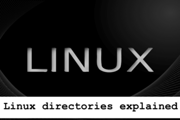 Linux directories explained