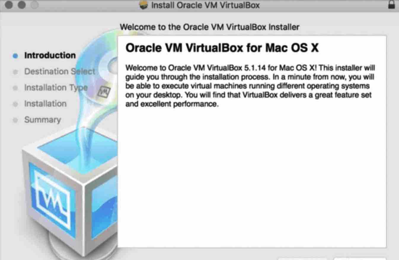 oracle-vm-installation