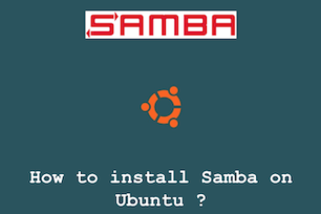 How to install Samba on Ubuntu