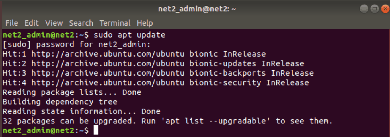 How to install Apache web server on Ubuntu