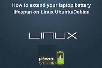 How to extend your laptop battery lifespan on Linux Ubuntu/Debian