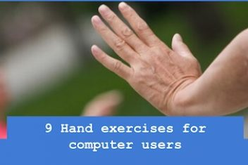9 Hand exercises for computer users