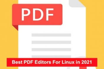 Best PDF Editors For Linux in 2021