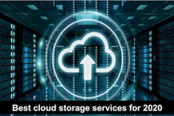 Best cloud storage services for 2020