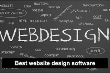 Best website design software 2020