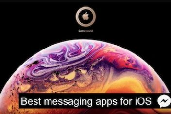 Best messaging apps for iOS