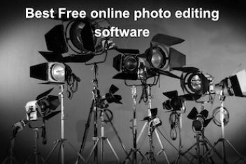 Best Free online photo editing software