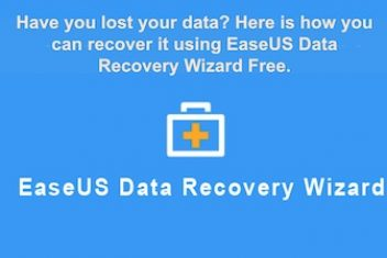 Have you lost your data ? Here is how you can recover it.