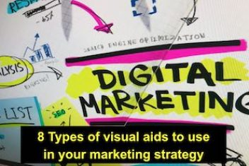 8 Types of visual aids to use in your marketing strategy