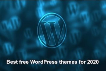 Best free WordPress themes for 2020