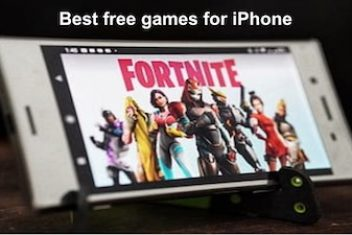 Best free games for iPhone
