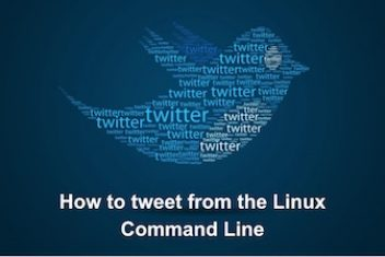 How to tweet from the Linux Command Line