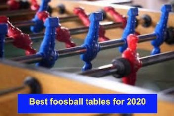 Best foosball tables for 2020