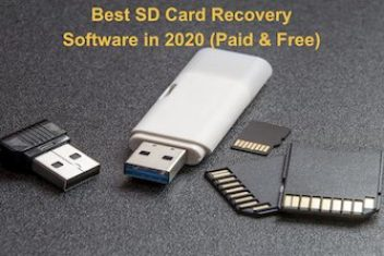 Best SD Card Recovery Software in 2020 (Paid & Free)