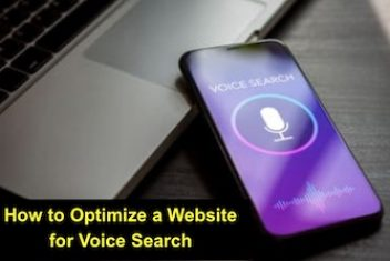 How to Optimize a Website for Voice Search