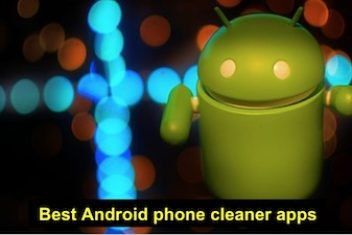 Best Android phone cleaner apps