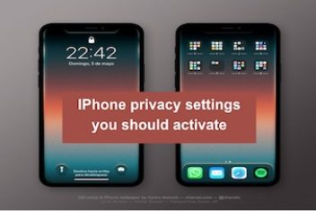 IPhone privacy settings you should activate