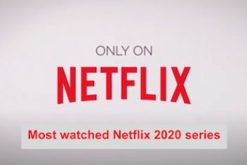 Most watched Netflix 2020 series