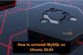 How to uninstall MySQL on Ubuntu 20.04