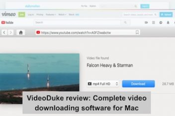 VideoDuke review: Complete video downloading software for Mac