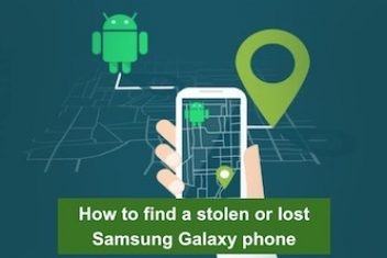 How to find a stolen or lost Samsung Galaxy phone