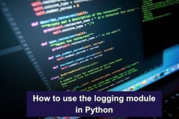 How to use the logging module in Python