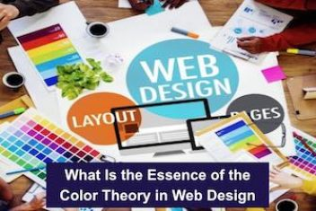 What Is the Essence of the Color Theory in Web Design