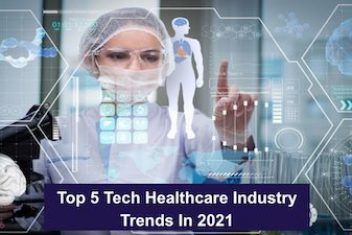 Top 5 Tech Healthcare Industry Trends In 2021