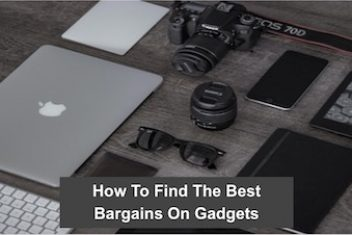 How To Find The Best Bargains On Gadgets