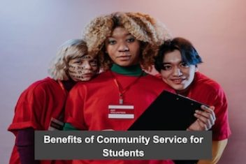 Benefits of Community Service for Students