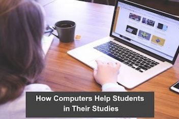 How Computers Help Students in Their Studies