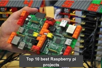 Top 10 best Raspberry pi projects