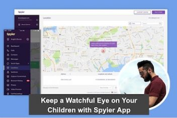 Keep a Watchful Eye on Your Children with Spyier App
