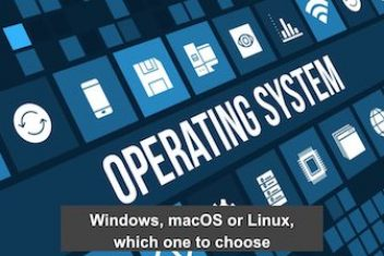 Windows, macOS or Linux, which one to choose