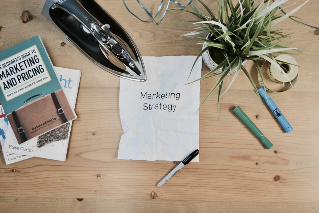 strategy marketing