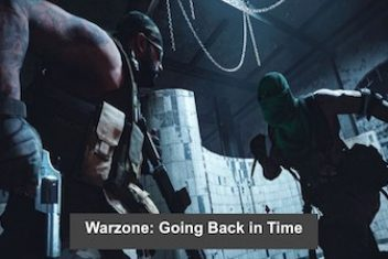 Warzone: Going Back in Time