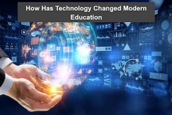 How Has Technology Changed Modern Education