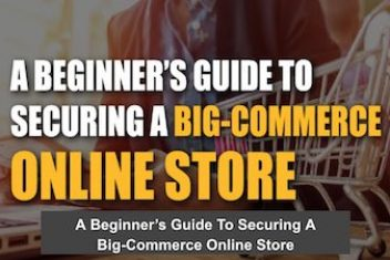 A Beginner's Guide To Securing A Big-Commerce Online Store