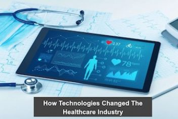 How Technologies Changed The Healthcare Industry