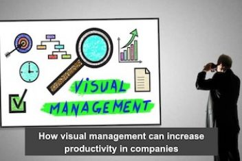 How visual management can increase productivity in companies