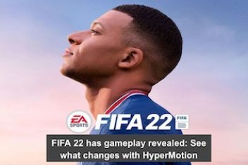 FIFA 22 has gameplay revealed: See what changes with HyperMotion